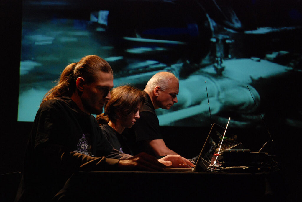 Moscow Laptop Cyber Orchestra [CybOrk]