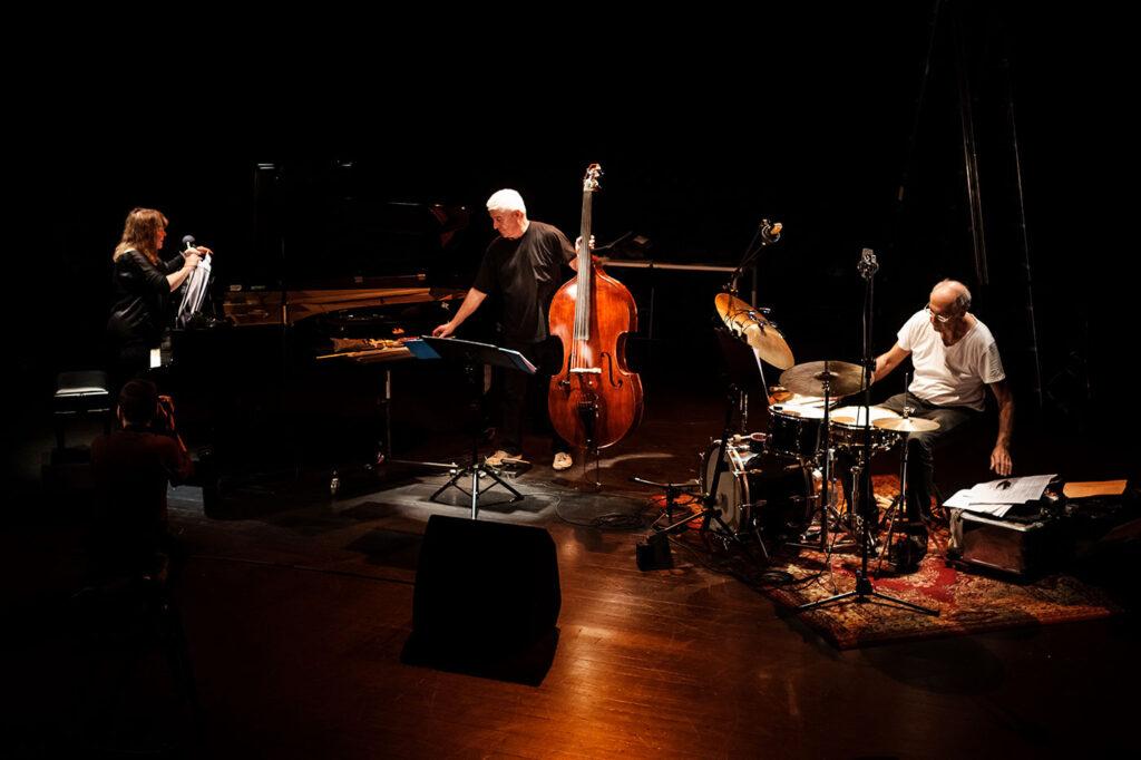 Deep Memory Trio