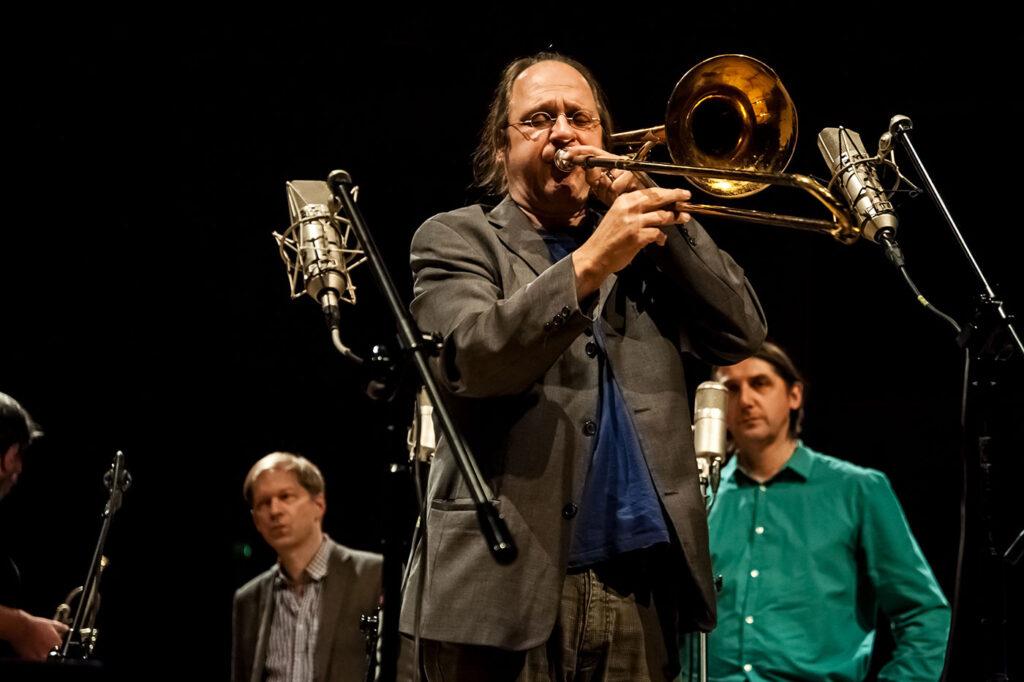 Alexander von Schlippenbach / Glob Unity Orchestra feat. Tomasz Stańko
